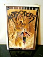 SUPERMAN'S METROPOLIS TPB one-shot Elseworlds Roy Thomas 1997 BAGGED BOARDED