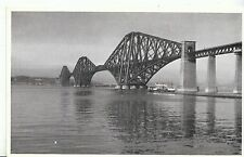 Scotland Postcard - Forth Bridge from South Queensferry - Near Edinburgh  ZZ1879