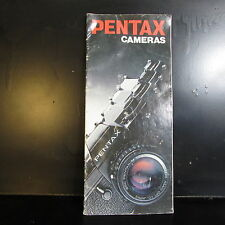 Pentax PK 6X7 System Guide amanual focus lens Accessory list 31 pages O401529
