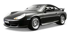 Porsche Bburago Gold Diecast Cars
