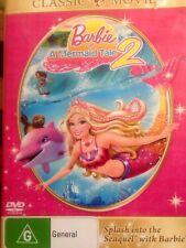 Barbie In A Mermaid Tale 2 (DVD, 1920) * PRE-OWNED *