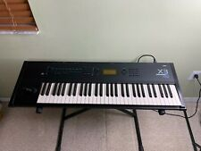 Korg X3 61 Key Workstation Synthesizer Synth Keyboard Piano with Case