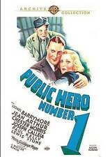 Public Hero Number 1 (1935)  DVD NEW