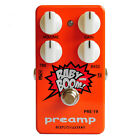 Biyang Pre 19 Preamp Floor/Effects Loop Stomp True Bypass New Release Baby Boom for sale