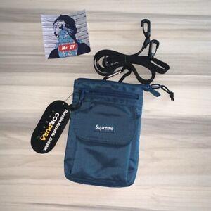 Supreme FW19 Shoulder Bag BOX LOGO BACKPACK WAIST AUTHENTIC WALLET MESSENGER TNF