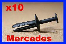 10 MERCEDES BENZ schutzblech,radlauf panel futter abdeckung