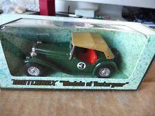 Matchbox Yesteryear Y-8 1945 MGTC