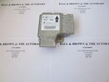 Vauxhall Vectra C Adaptive Restraint Control Module Unit Airbag ECU PN 13170590