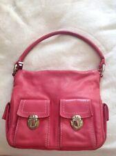 Pink Fuchsia Marc Jacobs Multi Pocket Blake Handbag