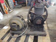 Vintage Champion Air Compressor Motor