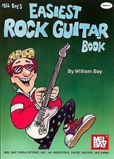 Easiest Rock Guitar Book by William Bay | Paperback Book | 9780871669872 | NEW