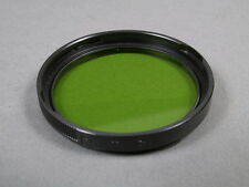 Zeiss filtro verde-filtro talla 2x-1 F. Contaflex 126-obj.