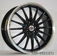 Rimstock Jet black dc 7x17 Felgen Mini Clubmann S und Works JCW