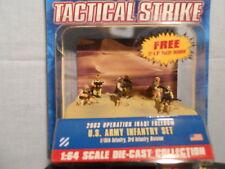 Vehicule militaire Corgi Us95102 soldats americains guerre D'irak