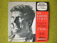 FRENCH EP BO Les raisins verts-AVERTY- mus PELLETIER