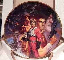 Star Wars From The Star Wars Trilogy Presented By The Hamilton Collection #1867A