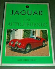 Luxus-Bildband :  JAGUAR - Eine Auto-Legende - Nicky Wright  - 160 Seiten