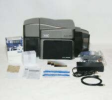 Fargo Dtc1250e Dual Sided Id Card Thermal Printer / Mag Encoder Bundle - Zebra