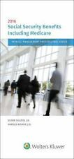 Social Security Benefits Including Medicare, 2016 Edition-ExLibrary