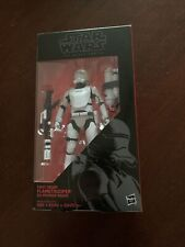 Star Wars The Black Series First Order Flametrooper 6 inch Action Figure #16