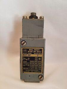 Allen Bradley 802T-BP Series F 802TBP Limit Switch w/ 40146-013-59 Operator Head