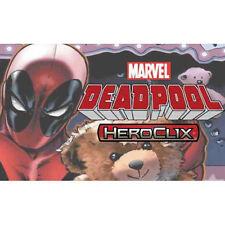 Heroclix Deadpool 12 Figure CUR Style Set Lot Common Uncommon Word Balloons