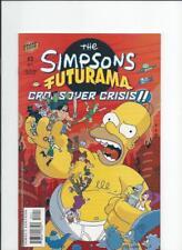 Bongo Comics Simpsons Futurama Crossover Crisis Part II 2 NM-/M 2005