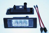 2x LED LICENSE NUMBER PLATE LIGHT MINI R55 R55N R60 R61 CANBUS CREE