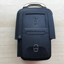 Volkswagen VW 2 Button Remote Key Fob Case Repair Golf Passat Polo Bora Jetta