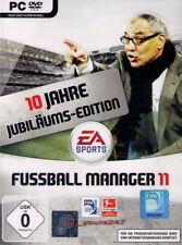 Fussball Manager 11 Jubiläums Edition 2011 | PC