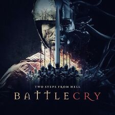 Battlecry (CD-2015)  Two Steps From Hell (Double Disc) NEW-Free Shipping