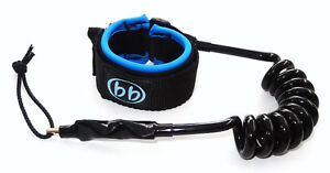 bb Bodyboard surfing pro coil wrist leash