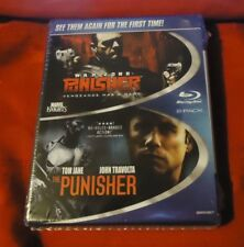 The Punisher / Punisher: War Zone Two-Pack [Blu-ray] 2011