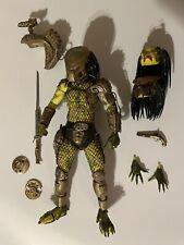 "NECA Predator 2 7"" Scale Golden Angel Predator Action Figure  Loose COMPLETE"