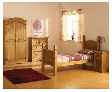 Corona Solid Wood Bedroom Furniture Sets