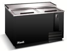 Migali C Hbc50 Hc Horizontal Bottle Cooler Back Bar Beer Refrigerator 50