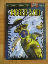 SHADOWRUN – RIGGER 3.01D - FanPro FASA 10743 – Deutsch - SR Rollenspiel Roleplay