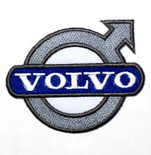 Volvo Swedish luxury Auto sports Car Racing Jacket Cap Shirt team IRON ON PATCH