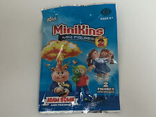 2014 USA Garbage Pail Kids MiniKins SERIES 2 SEALED HOBBY PACK Like Cheap Toys