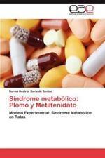 Sindrome Metabolico: Plomo y Metilfenidato (Paperback or Softback)