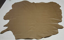 Leather Cow Hide Modern Beige Automotive Upholstry Craft Cowhide Highend TS11222