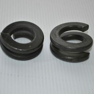 Double Coil Spring Lock Washer Spring Steel M5 to M26