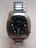 Vintage TECHNOS Spider Automatic Gents Watch - RUNNING 25 Jewels