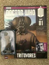 Eaglemoss Doctor Who figurine collection - #81: TRITOVORE (planet of the dead)