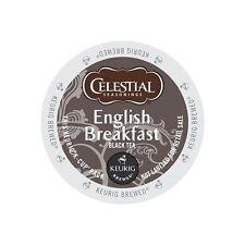 Celestial Seasonings K-Cup Portion Tea - Devonshire English Breakfast, 96 Ct