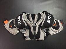 Stx Exo Lacrosse Shoulder Pads Black/Silver Size Xsmall