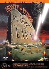 MONTY PYTHON'S THE MEANING OF LIFE - BRAND NEW & SEALED DVD (JOHN CLEESE, IDLE)
