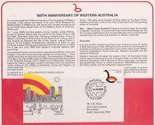 (K74-64)1979Australia FDC WAAnniversary BritishCommonwealth summerCollection(BN)