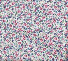 Timeless Treasures ~ Fleur Mini Print Floral ~ 100% Cotton Quilt Fabric BTY