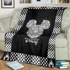 Never Too Old For DN Fleece, Quilt Blanket Print In USA